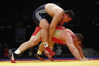 Бароев пообещал взять реванш у турецкого борца на Олимпиаде