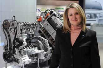 Вице-президент по глобальному продукту компании Ford Барб Самарджич