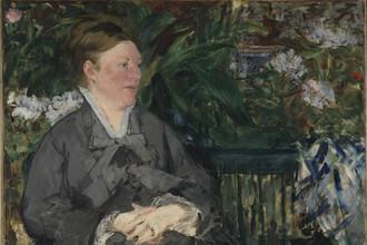 Эдуард Мане. Портрет мадам Мане, 1879