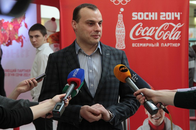 Жители Красноярска смогут прикоснуться к истории олимпийского движения