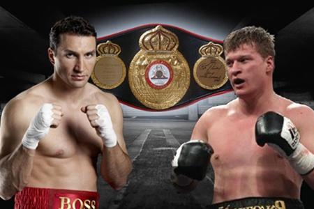 Третья попытка свести на ринге Поветкина и Кличко обещает быть удачной