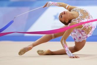 Новая звезда российской гимнастики Маргарита Мамун