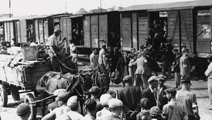 Депортация крымских татар 18 мая 1944 года