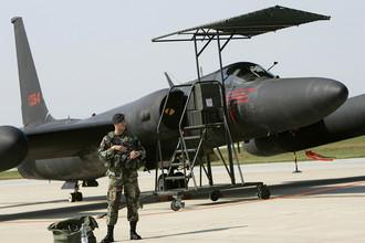 Самолет-разведчик U-2 выполняет полеты с 1956 года