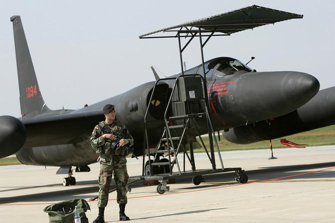 За неделю 24 летательных аппарата провели разведку у границ России