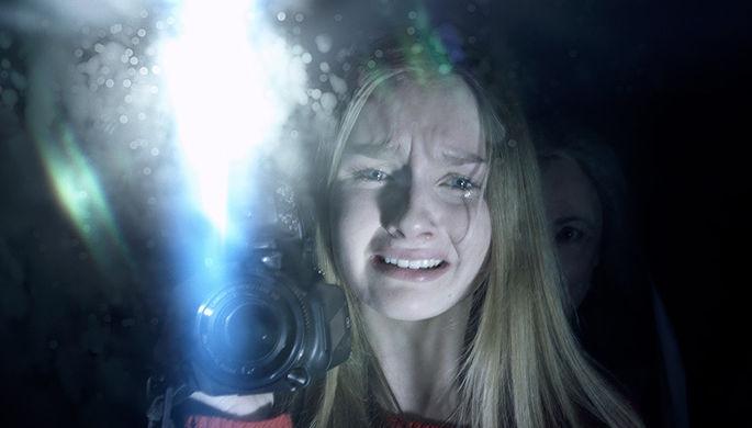 Кадр из фильма «Визит»