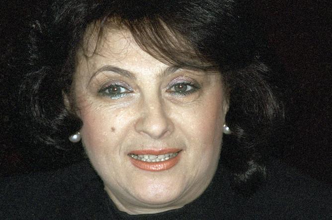 Ирина Винер-Усманова, 2003 год