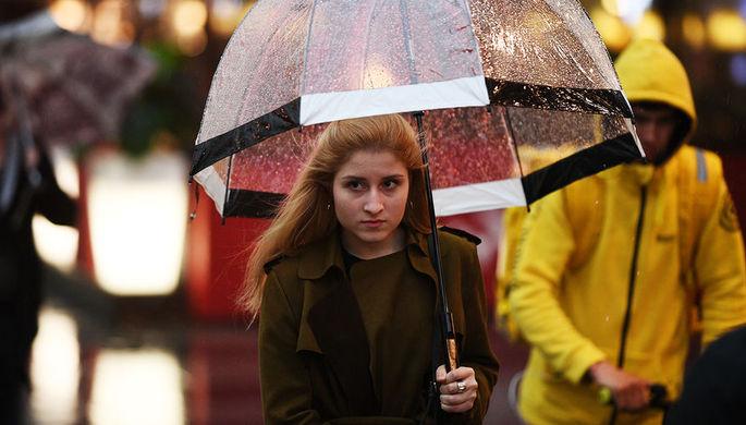 В Москве в среду ожидается до 22°С