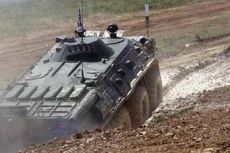 Сапер погиб: БТР-80 переехал двух бойцов Росгвардии