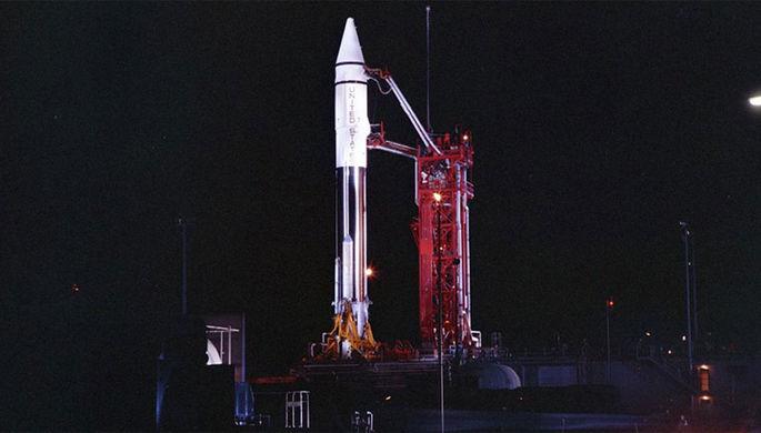 «Такое впервые»: к Земле летит обломок лунной ракеты США