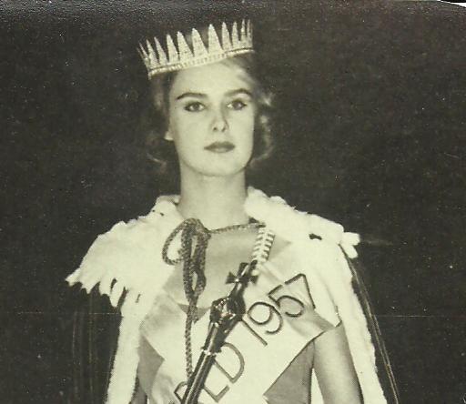Марита Линдаль (Финляндия), Мисс мира — 1957