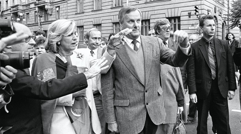 20 лет со дня смерти Анатолия Собчака - Газета.Ru | Фото