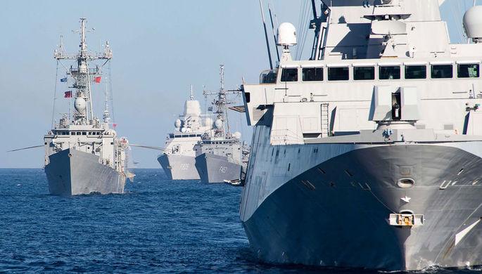 Подошли к месторождению: НАТО проводит маневры около Крыма