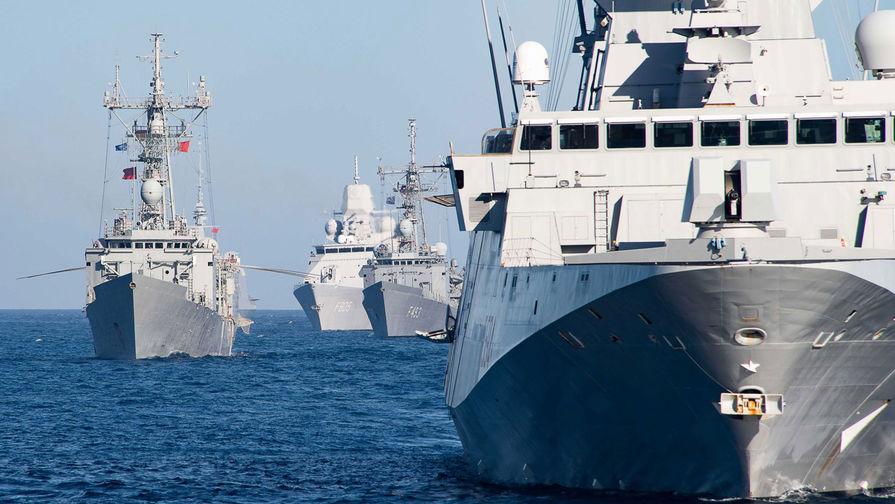 Как Россия проследит за учениями НАТО на Балтике, рассказал источник