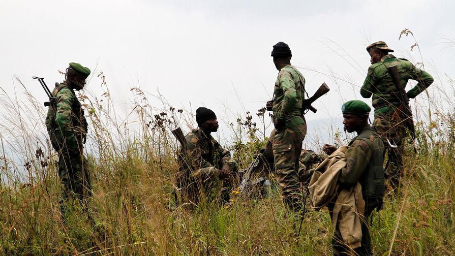 Посол Италии убит при нападении на конвой в ДР Конго