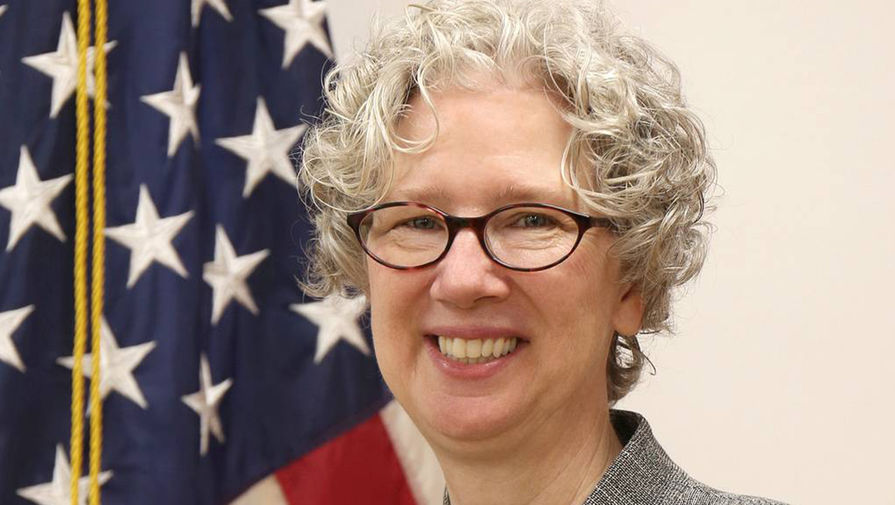 Генеральный консул США в Екатеринбурге Эми Сторроу