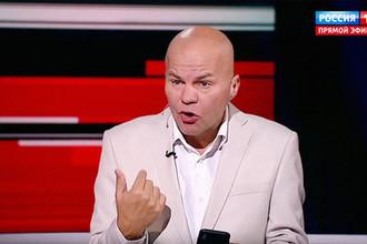 «Это так снаряды летают?»: Соловьев опозорил украинского эксперта