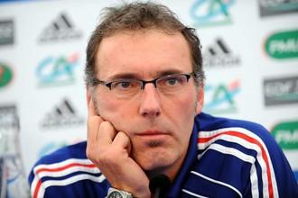 Лоран Блан надеется выиграть хоть один матч на Евро-2012