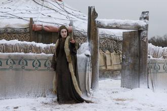 кадр из фильма Андрея Прошкина «Орда»