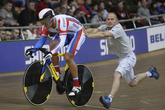 Денис Дмитриев поборется за медали в спринте
