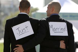 Во Франции зарегистрирован первый развод гей-пары
