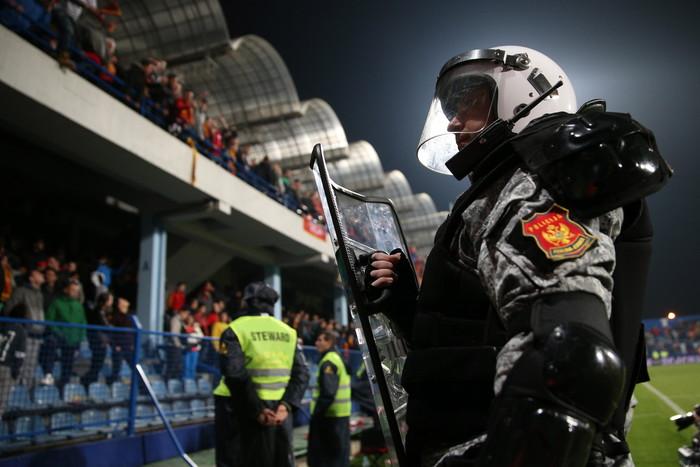 Матч сборной России и Черногории