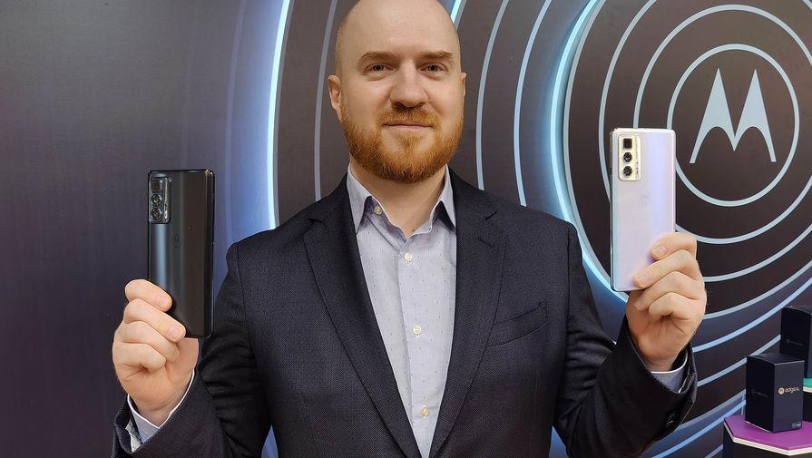 Глава Motorola в России утверждает, что никогда не слышал о Мотороле из ДНР
