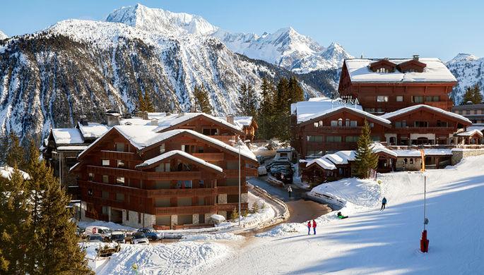 Лыжи в Европу не едут