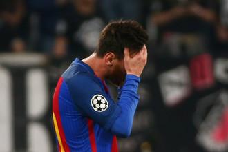 «Барселона» уступила «Ювентусу» с крупным счетом в первом матче 1/4 финала Лиги чемпионов