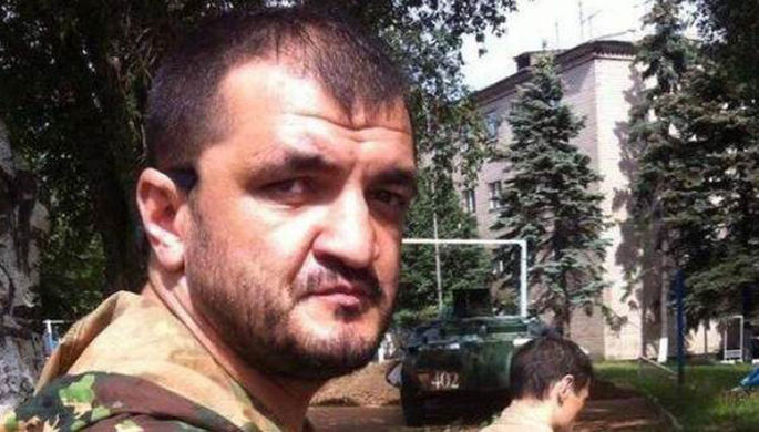 Комбриг ДНР погиб от украинского снаряда