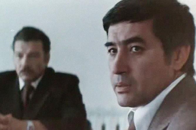 Марат Арипов в фильме «Стрельба дуплетом» (1979)