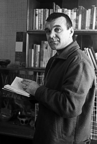 Писатель Юрий Бондарев, 1967 год
