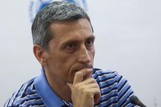 Бывший главный тренер молодежной сборной России Дмитрий Хомуха