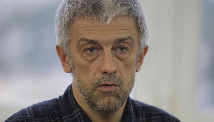 Художественный руководитель МХАТ имени М. Горького Эдуард Бояков, 2019 год