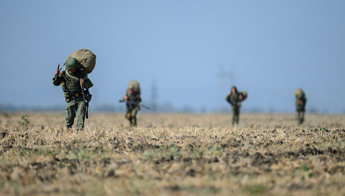 Смертельный прыжок: в Крыму погибли двое десантников