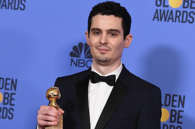 Дэмьен Шазелл был удостоен премии в номинации «Лучший режиссер» за работу над мюзиклом «Ла-Ла Ленд»