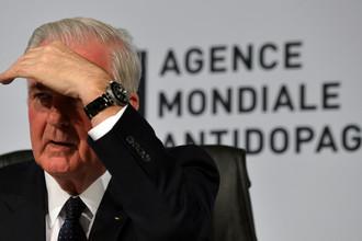 Новый президент Всемирного антидопингового агентства (WADA) Крейг Риди очень внимательно следит за «чистотой» в спорте высших достижений