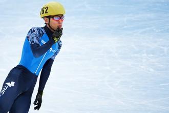 Виктор Ан в седьмой раз стал чемпионом Европы по шорт-треку