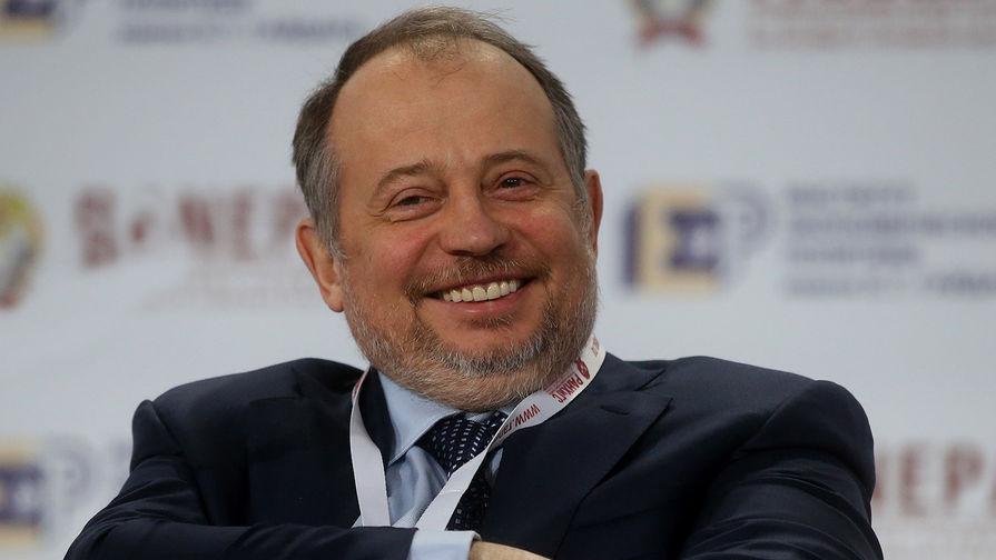Владелец НЛМК Владимир Лисин. Состояние — $9 млрд (+$1,5 млрд), 128-я строчка мирового рейтинга