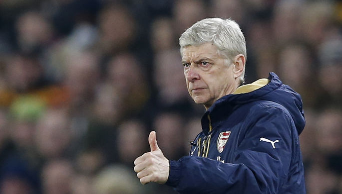 Арсен Венгер дольше всех в Европе возглавляет профессиональный футбольный клуб