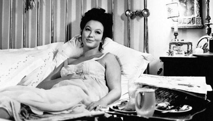 Кадр из фильма «Пчелиная матка» (1963)