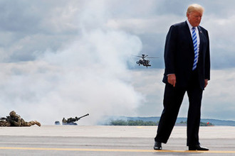 «Нелепые войны»: Трамп решил вывести войска из Сирии
