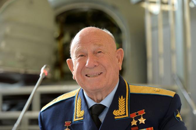 Алексей Леонов, 2013 год