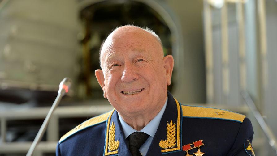 Не стало космонавта Алексея Леонова