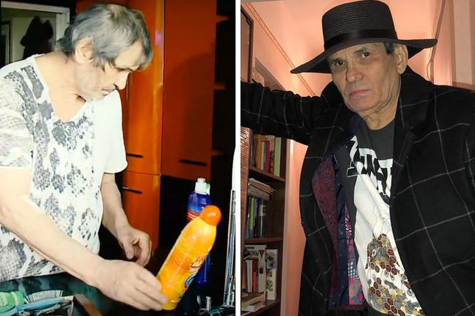 Бари Алибасов после и до комы