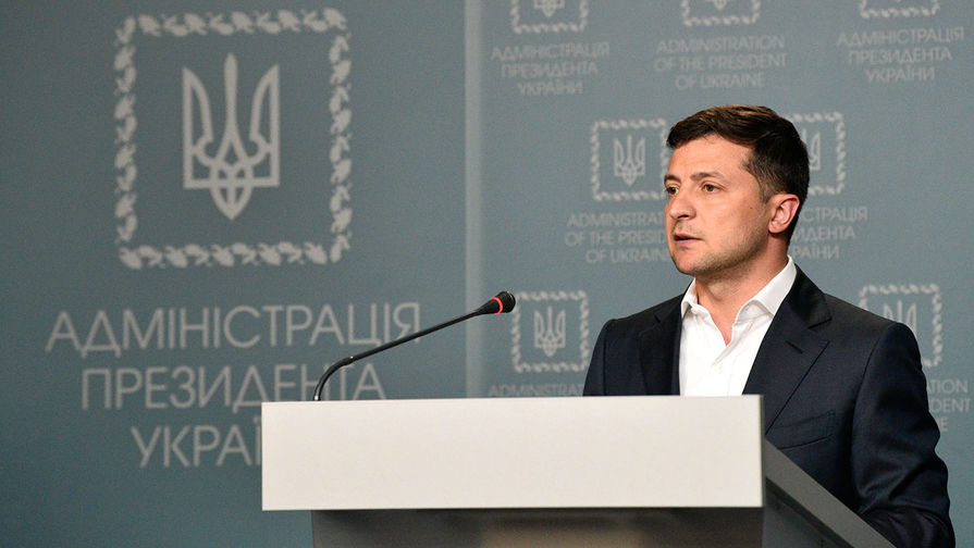 Зеленский поручил уволить глав управлений СБУ в трех областях