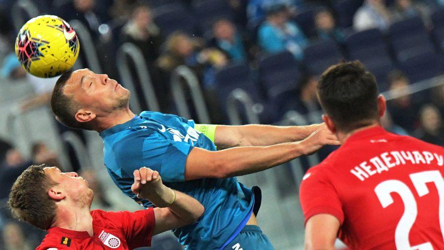 Губернатор Санкт-Петербурга назвал своего любимого игрока в «Зените»