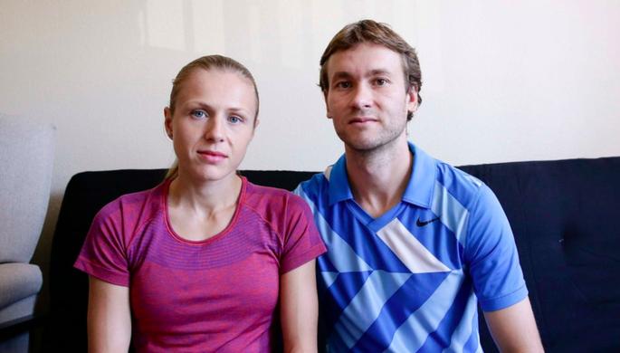 Информаторы WADA Виталий и Юлия Степановы