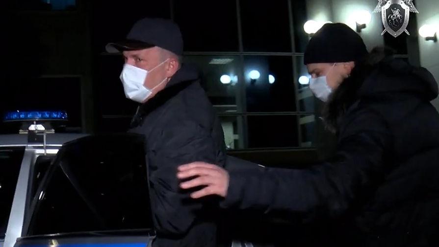 Задержанный Мень не признает вину в растрате 700 млрд рублей