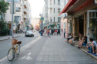 Улица Малая Бронная